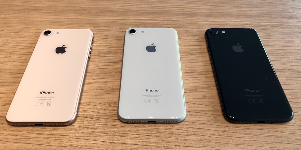 Goda nyheter iphone x apple 8