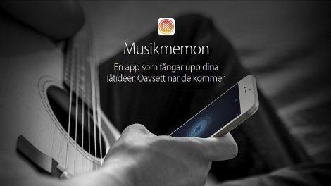 Apples nya musikappar