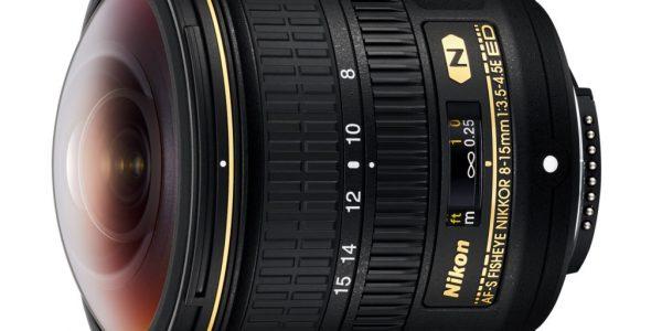 Nikon AF-S 8-15mm F3.5-4.5E ED