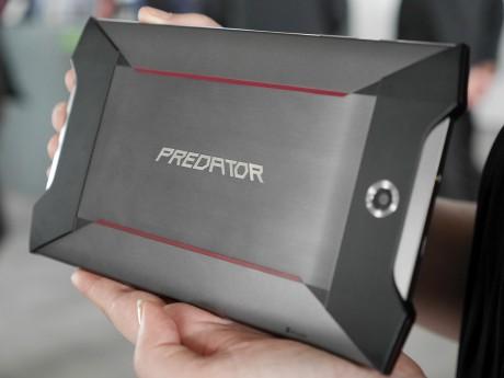predator tablet