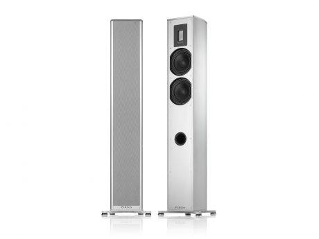 Uppgradera högtalarna med inbyggd förstärkare