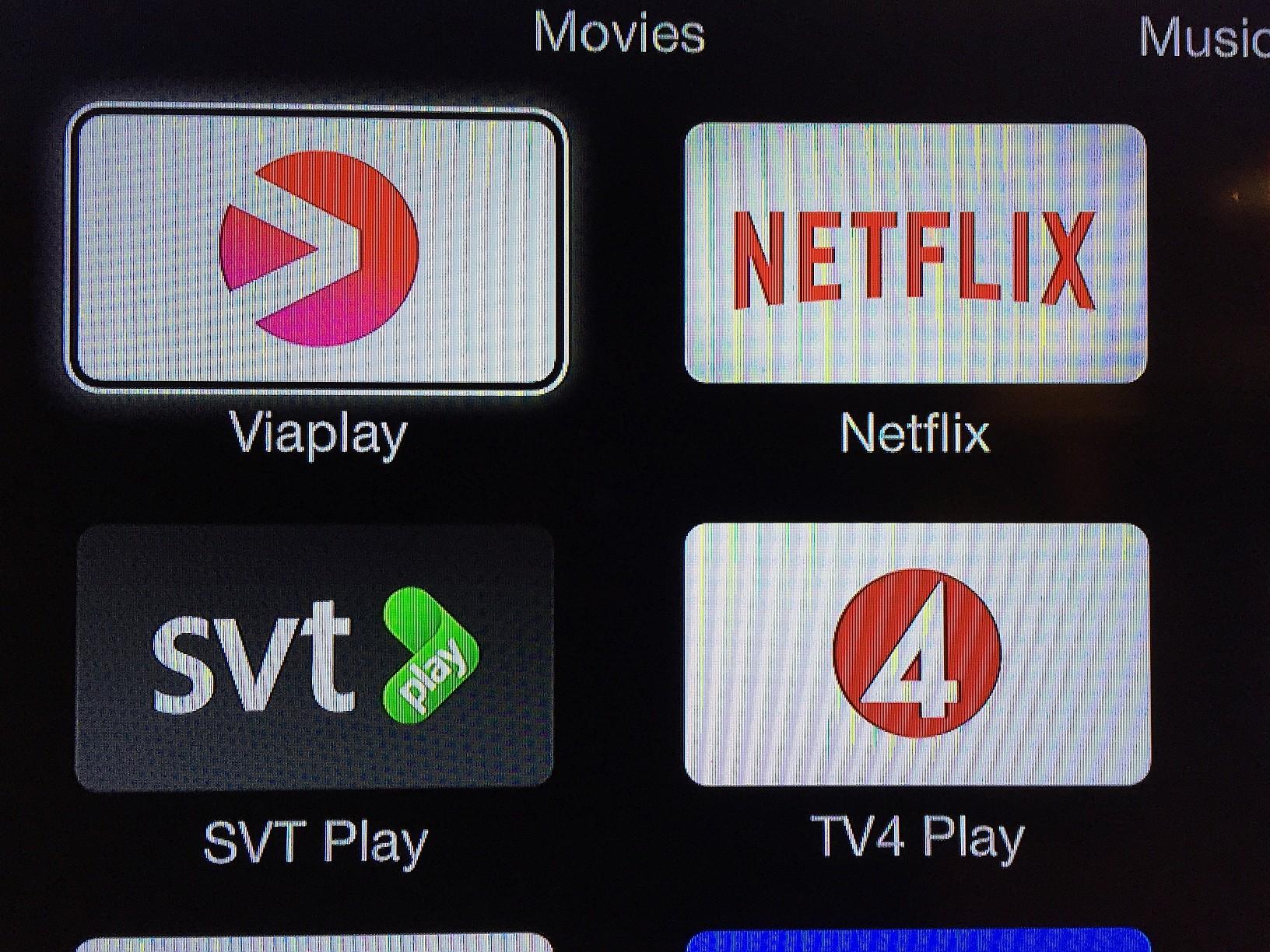 använd netflix inte bara på apple tv