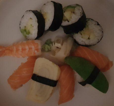 sushi dark galaxy s8