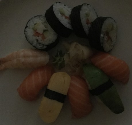 sushi dark ipad air 2