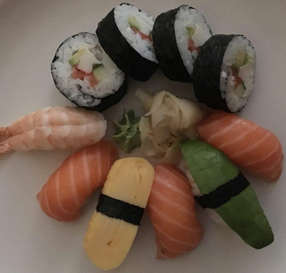 sushi dark ipad pro