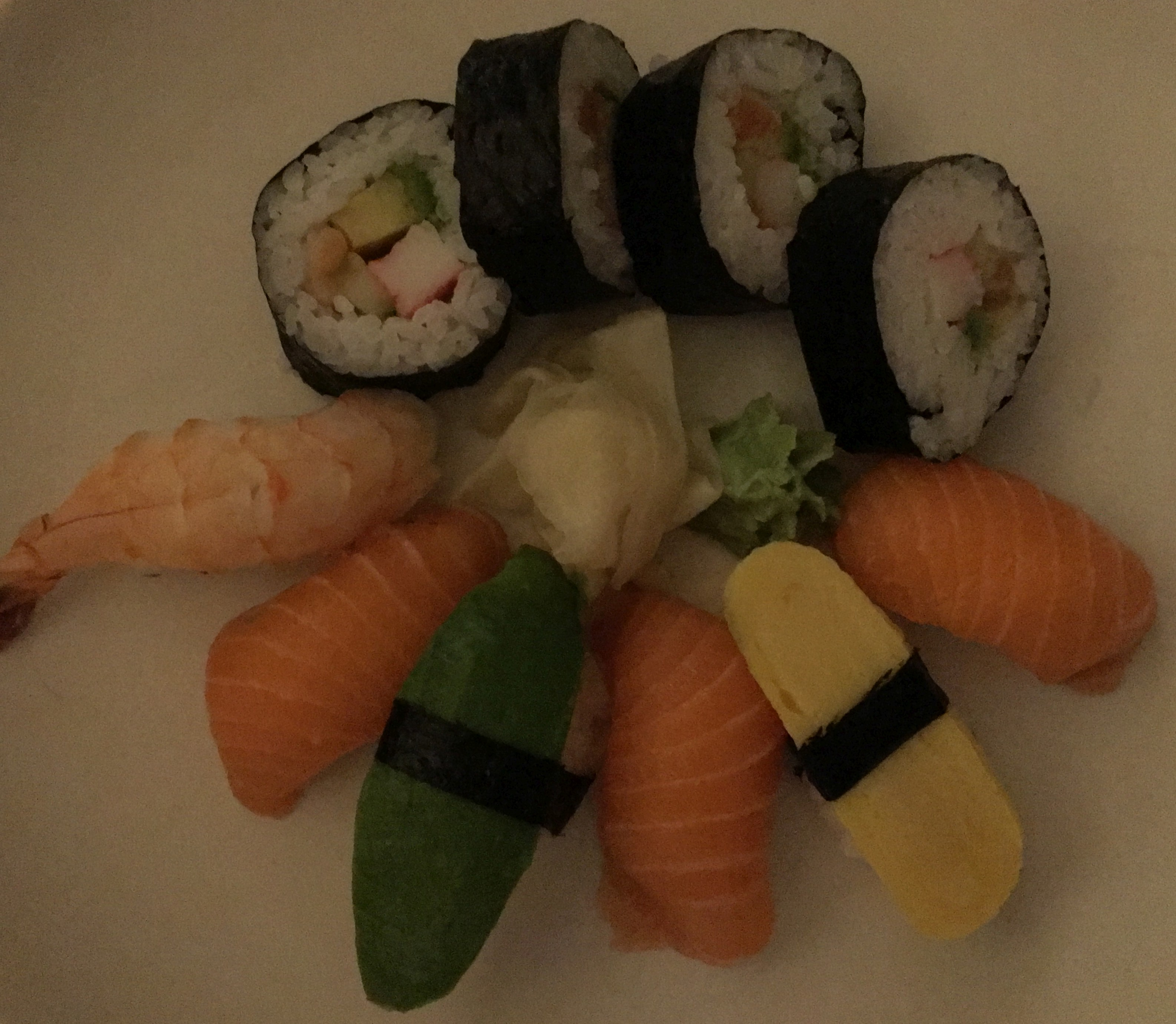 sushi dark iphone 6s plus