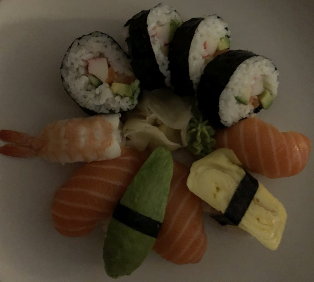 sushi dark iphone x