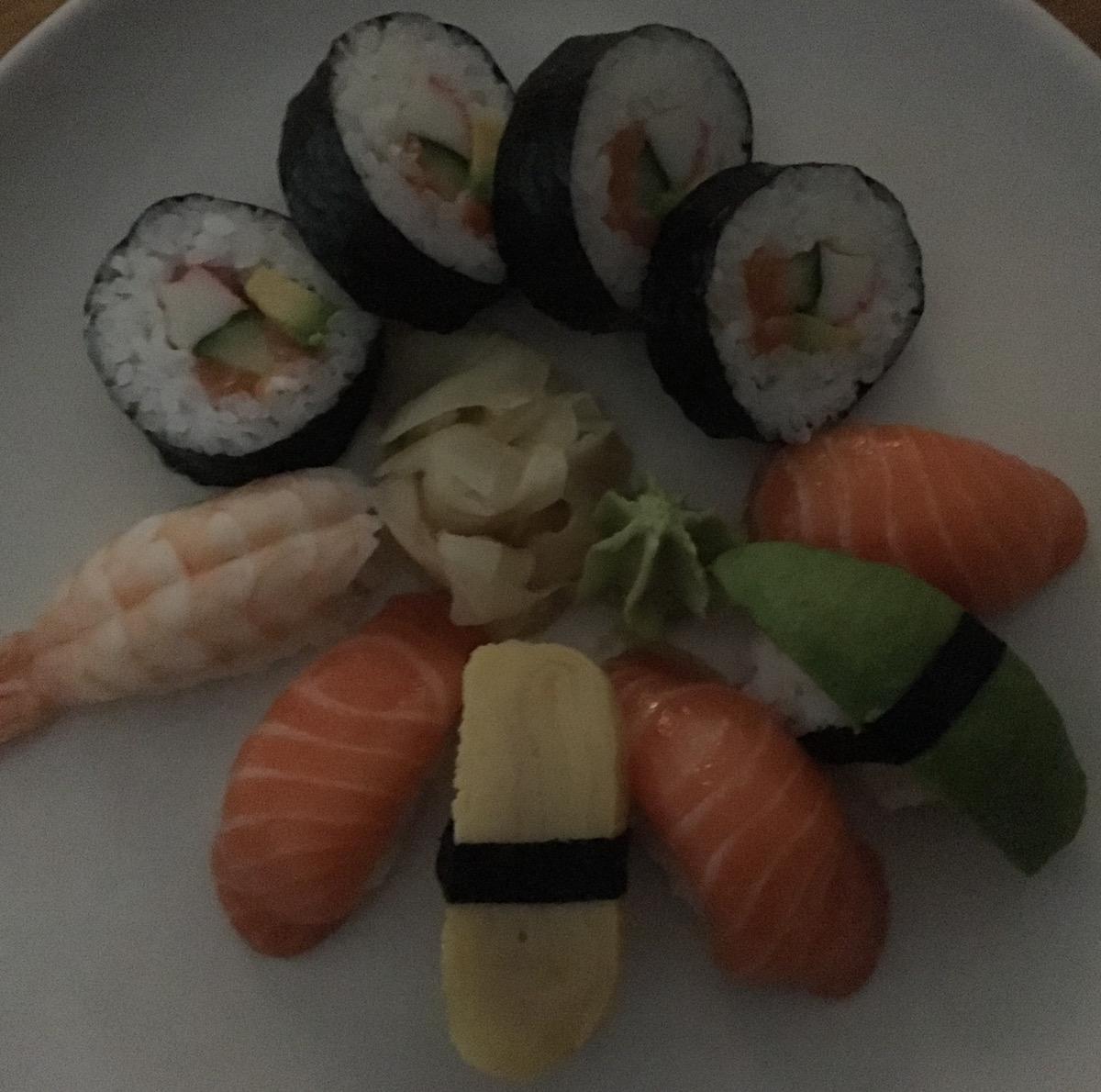 sushi dark iphone