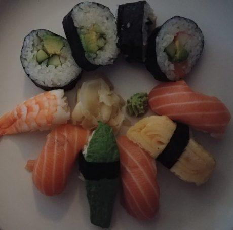 sushi dark lg g6