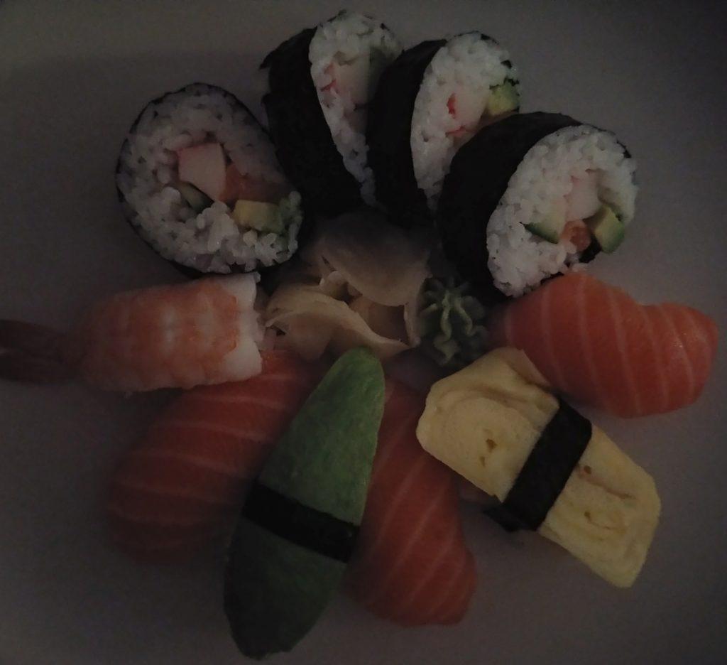 sushi dark lg v30