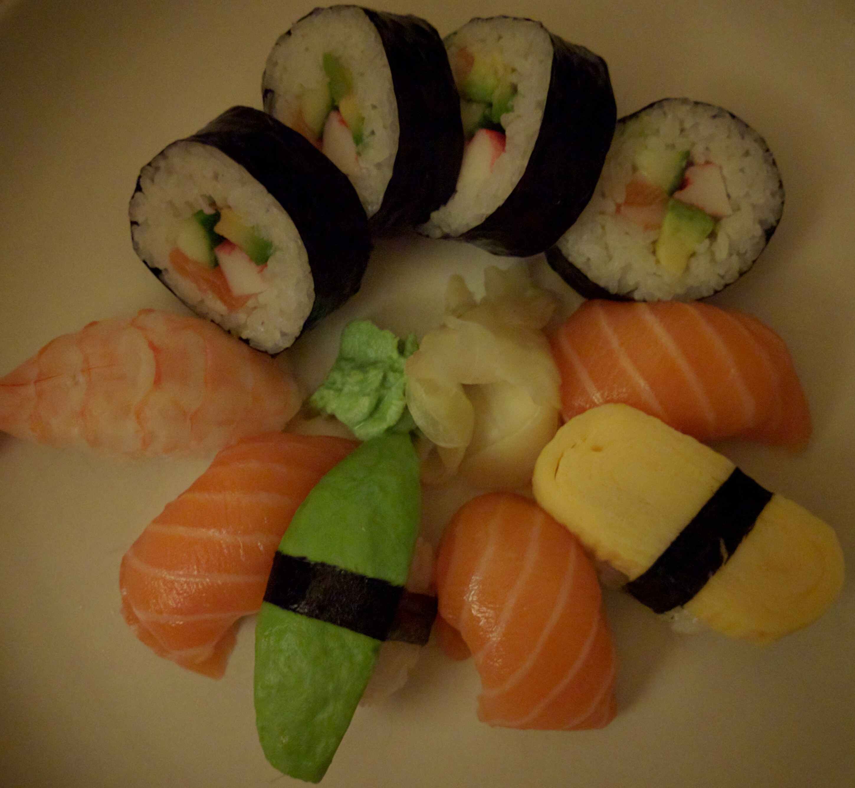 sushi dark nexus 5x