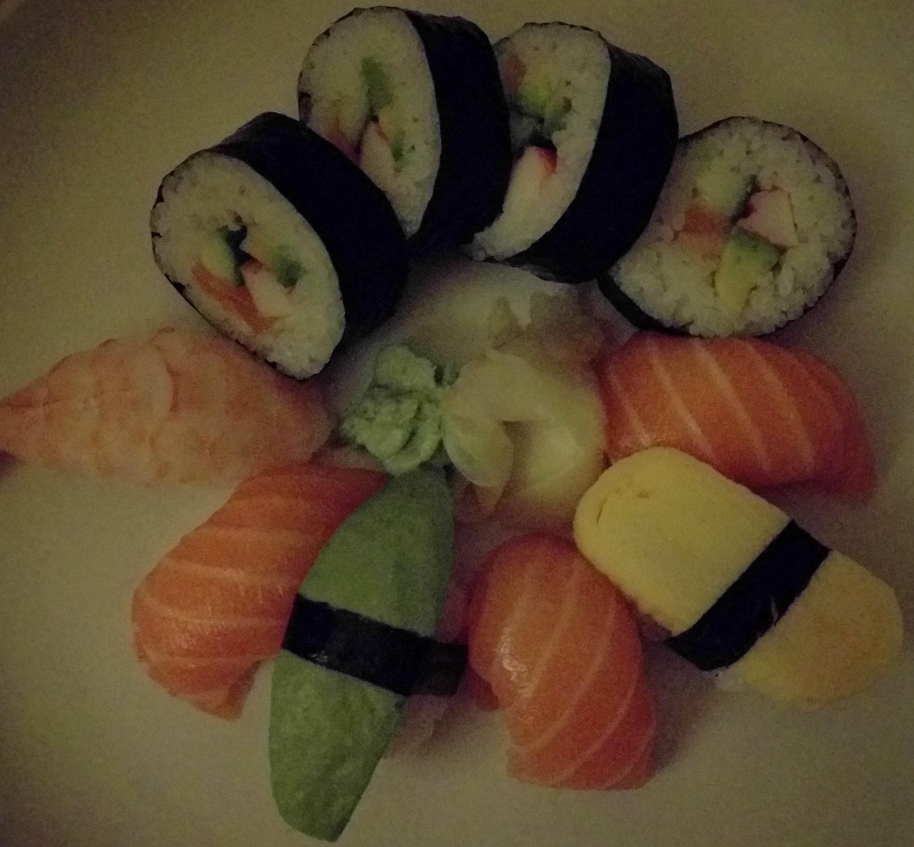 sushi dark nexus 6p