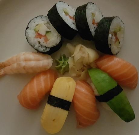 sushi dark samsung galaxy s7