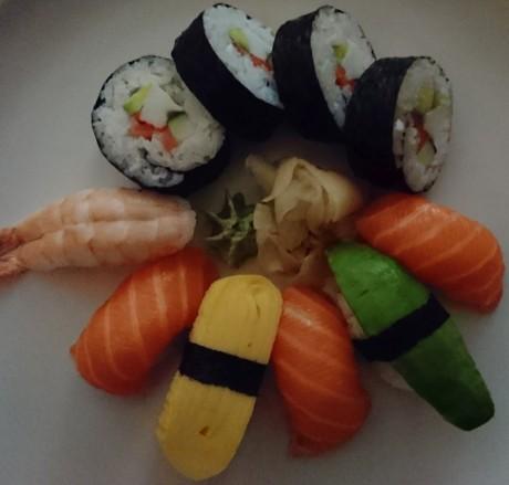 sushi dark sony xperia z5
