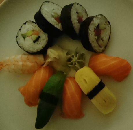 sushi dark xperia x performance