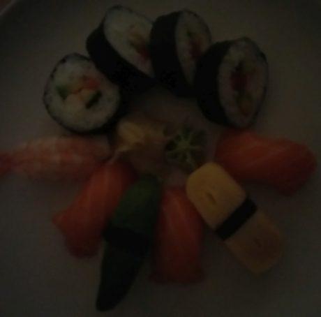 sushi dark xperia xa