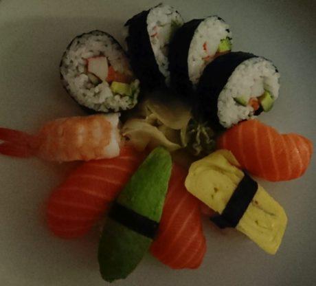 sushi dark xperia xz