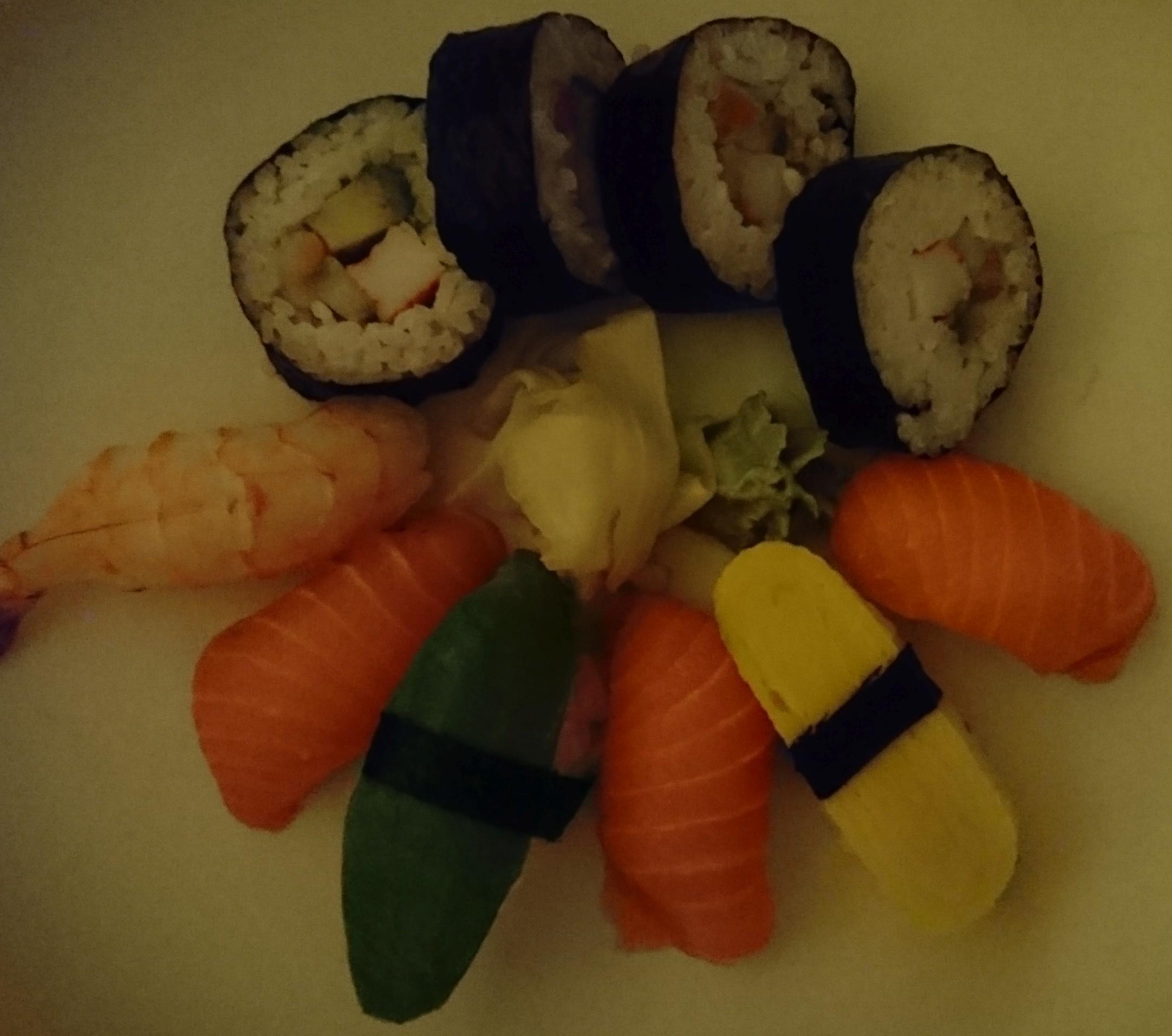 sushi dark xperia z5 premium