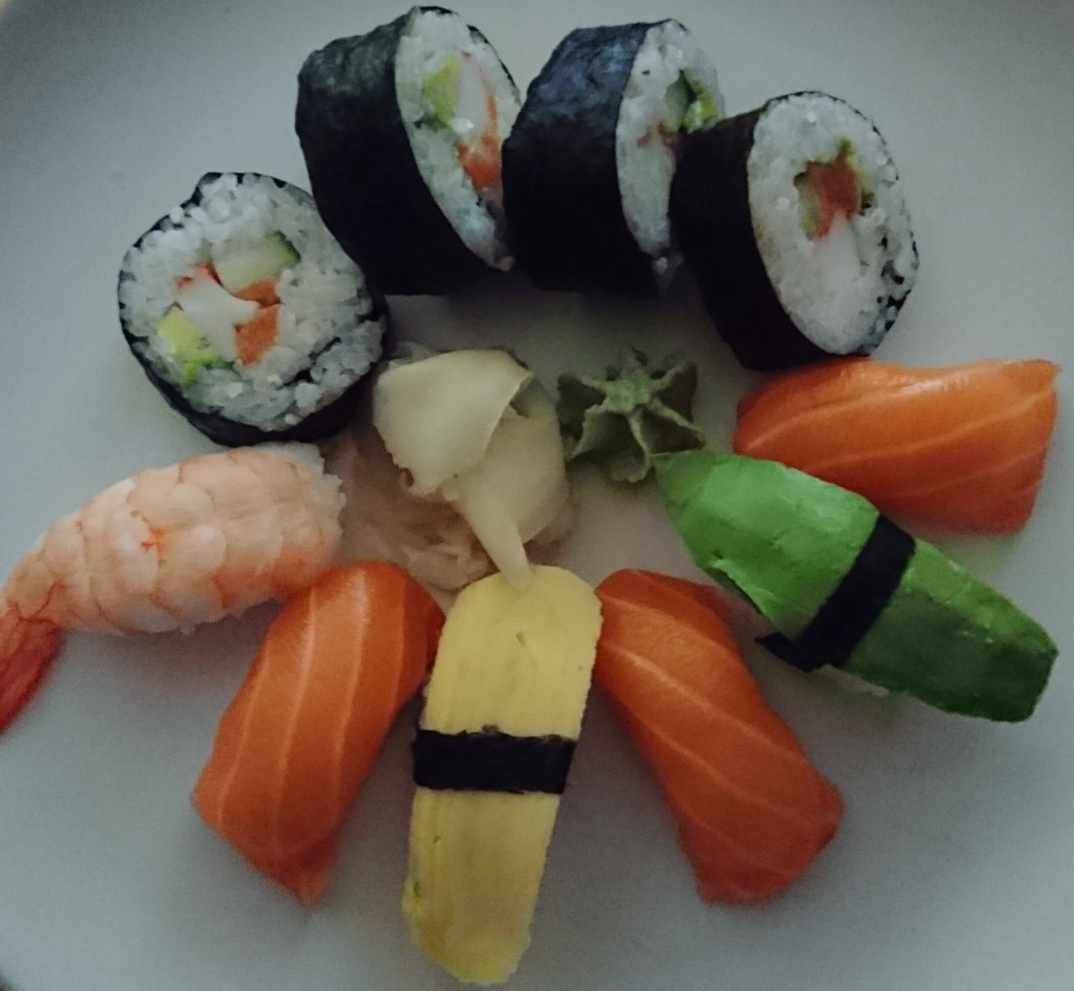 sushi dark xperia z5 webb