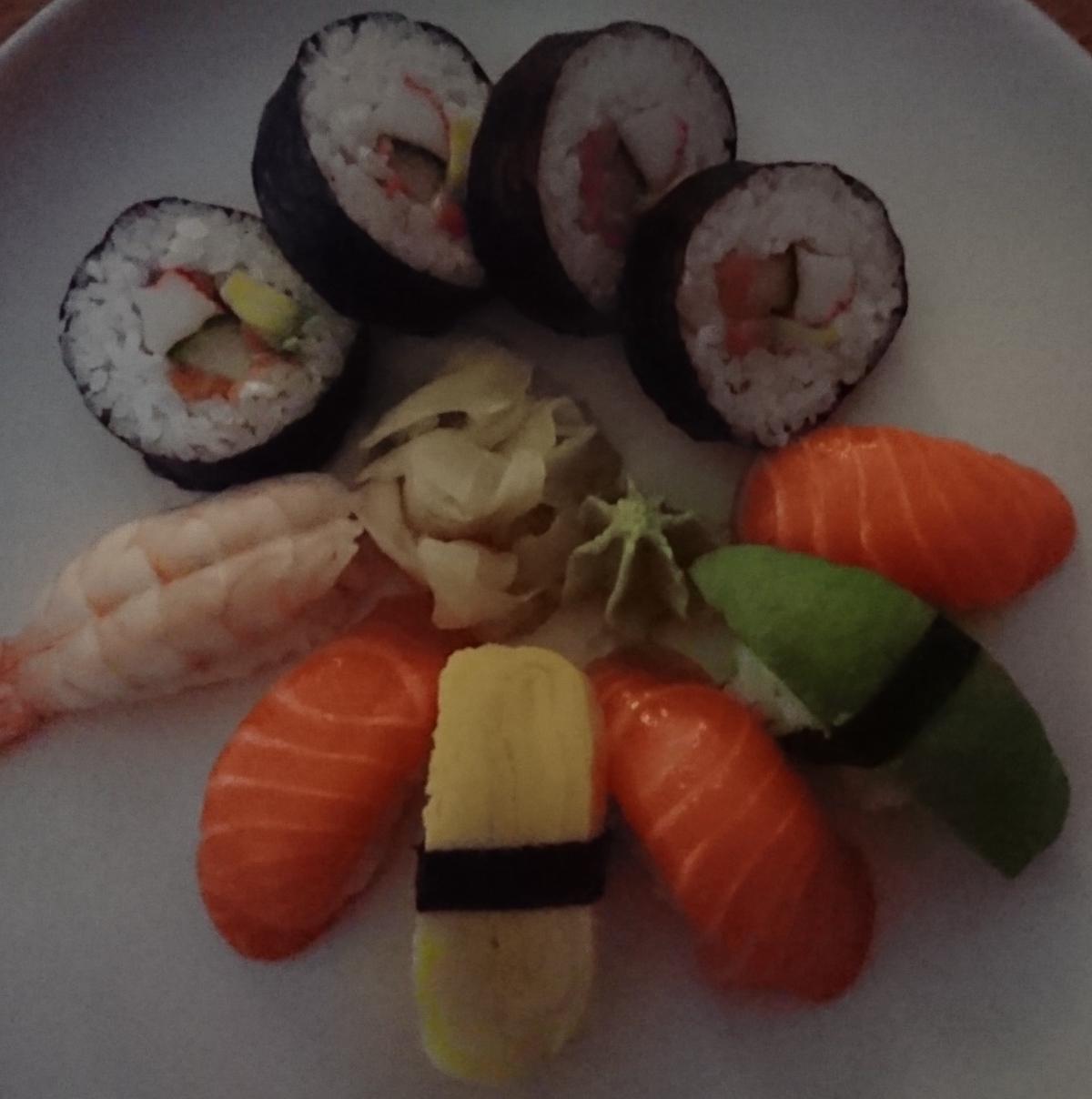 sushi dark xperia