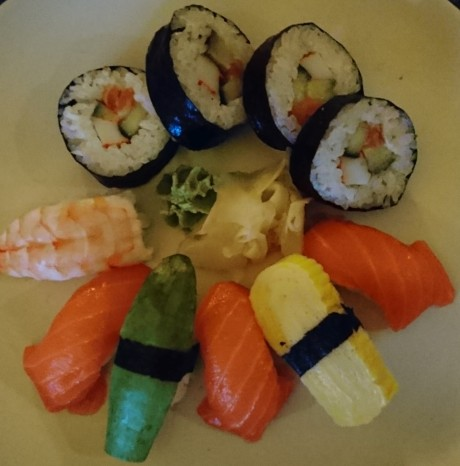 sushi dark z5