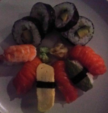 sushi dark zte blade v8