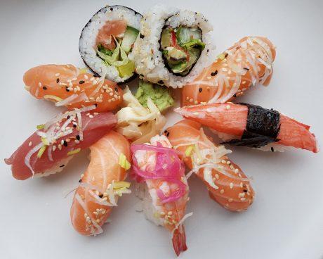 sushi light galaxy s8