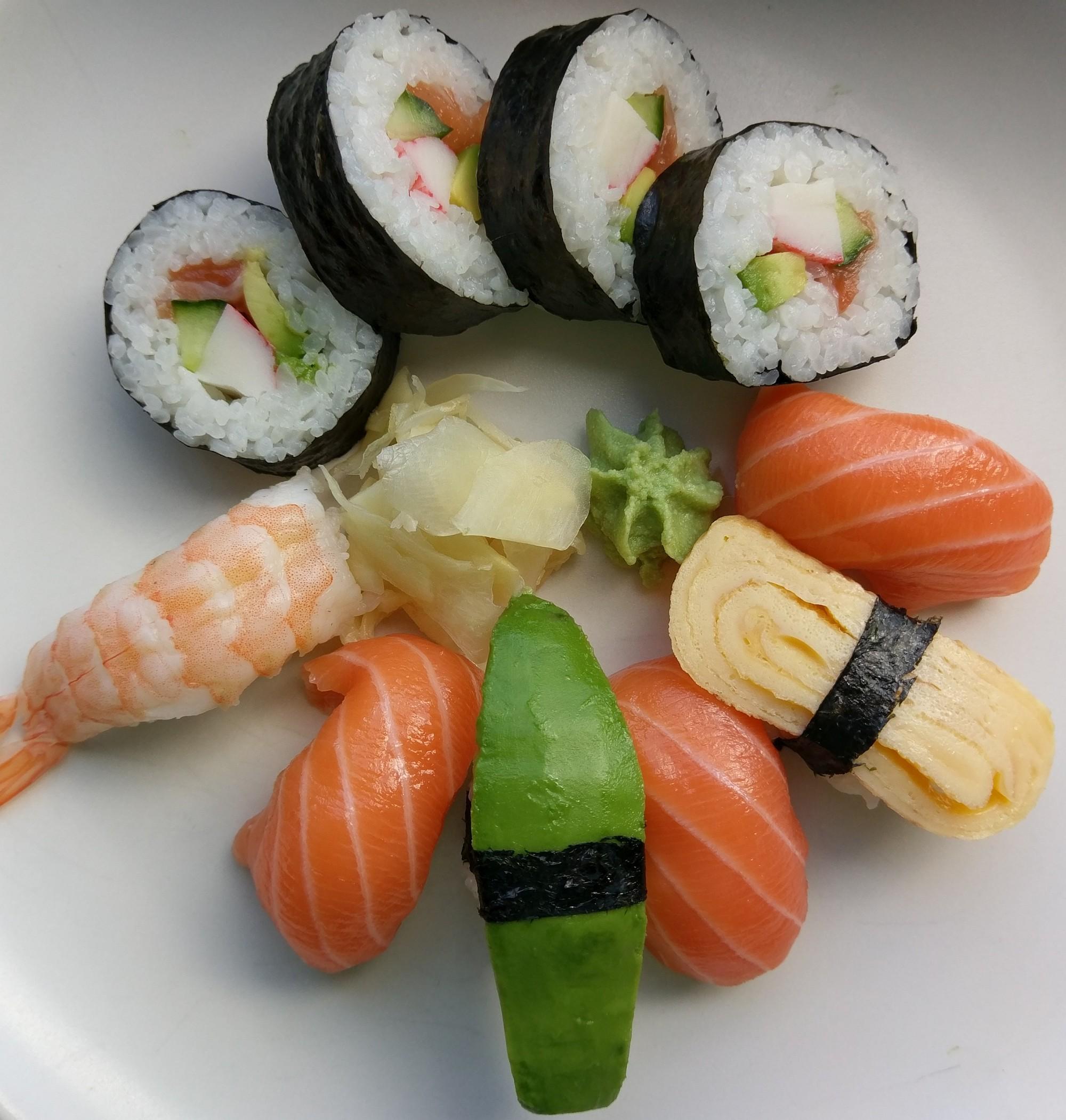 sushi light htc 10