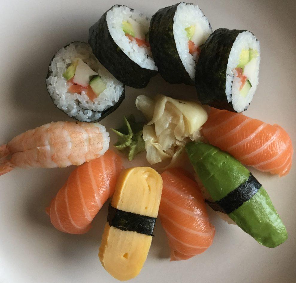 sushi light ipad air 2