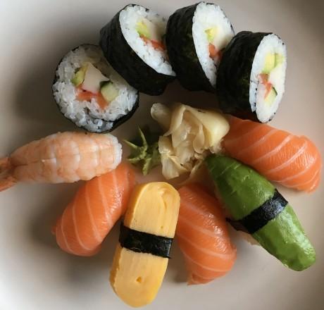 sushi light ipad pro