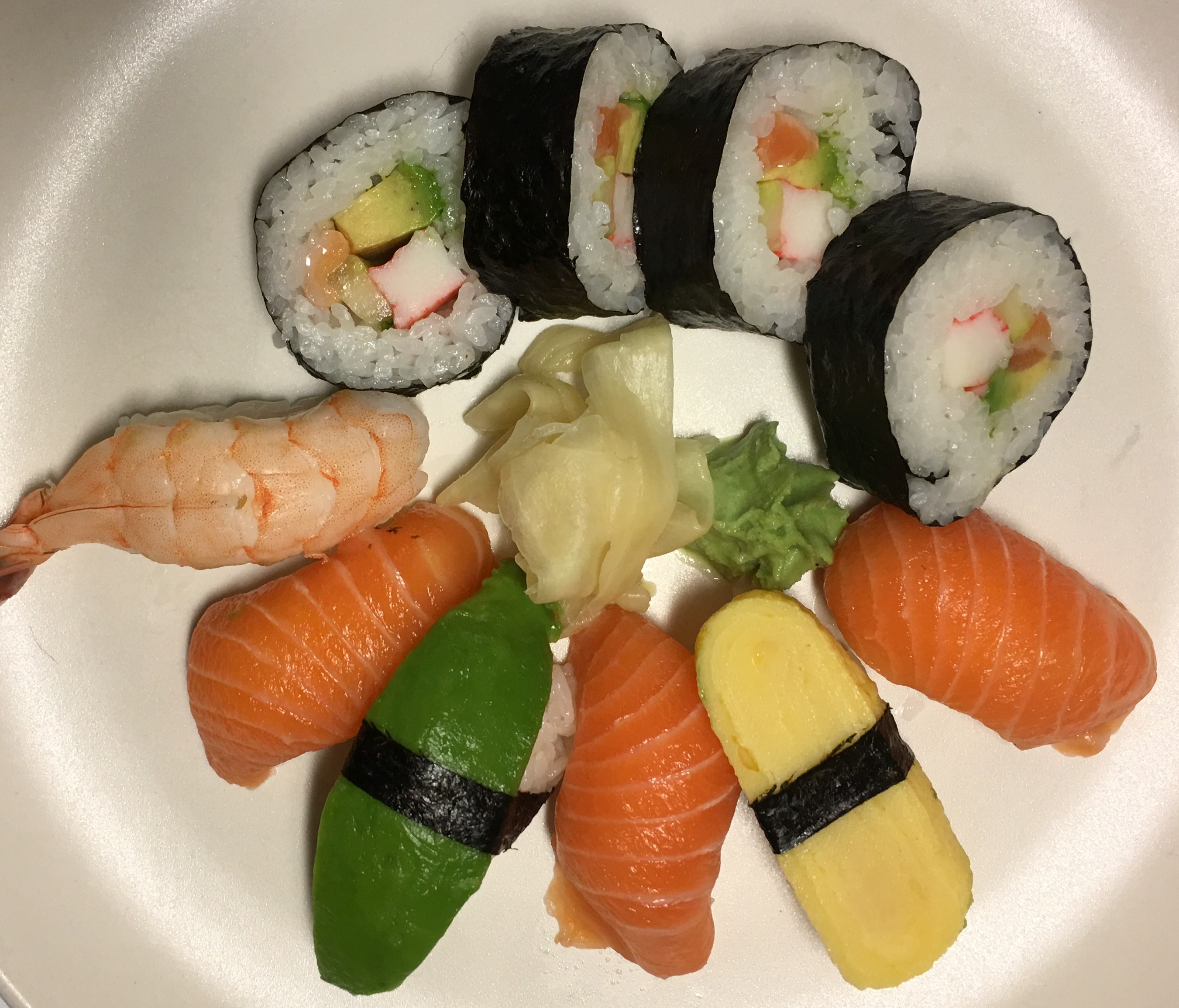 sushi light iphone 6s plus