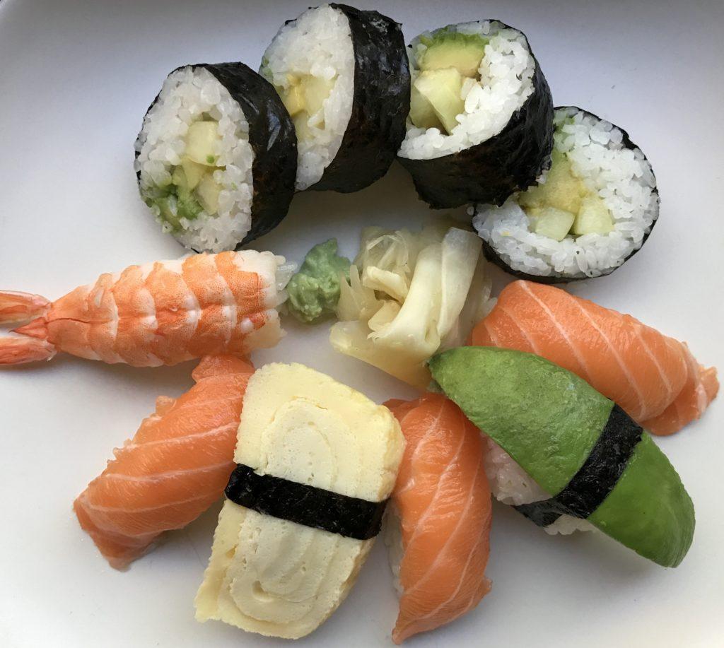 sushi light iphone 7 plus