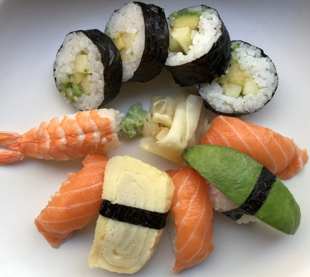 sushi light iphone 8 plus