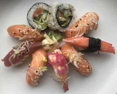 sushi light iphone x