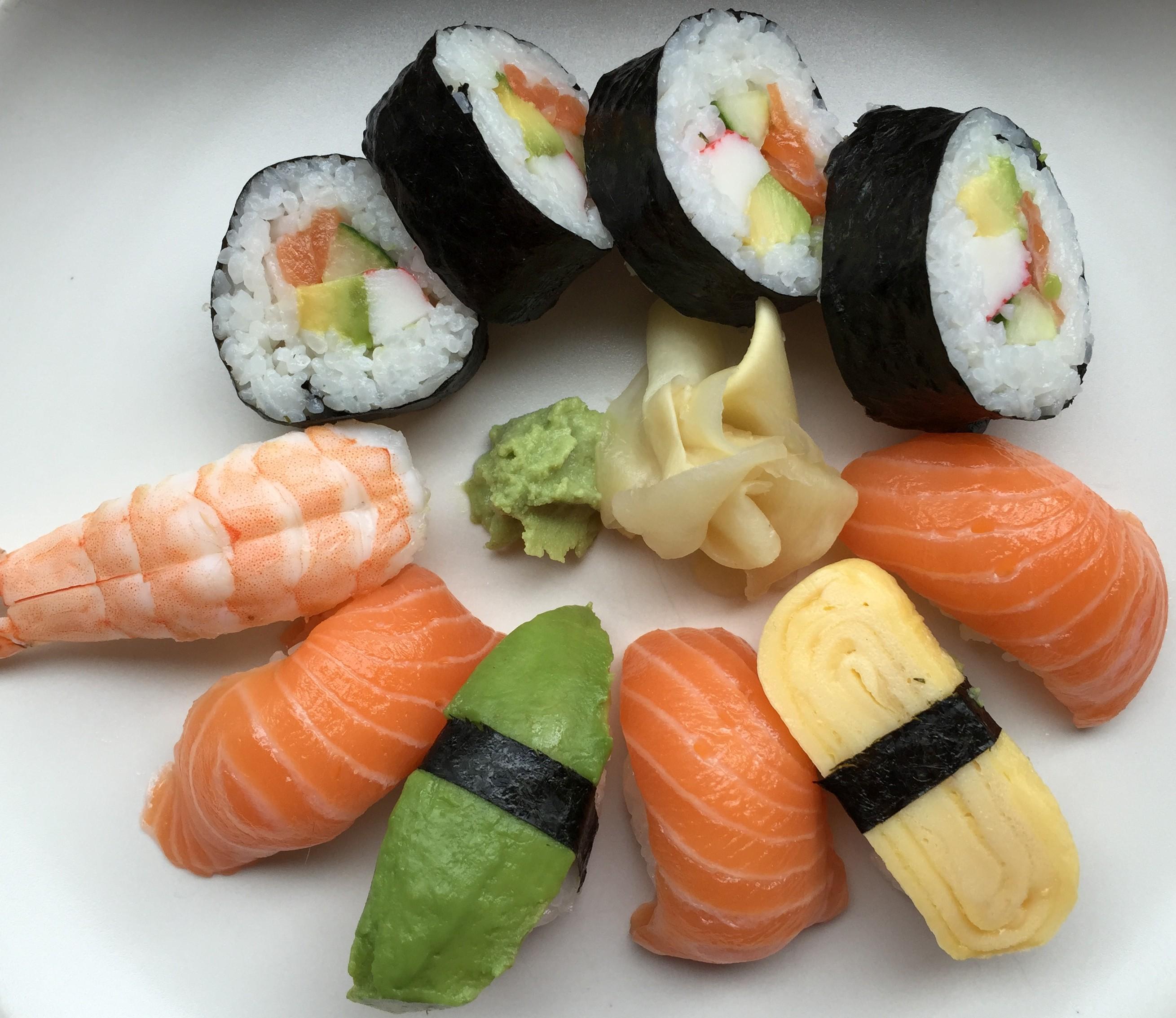 sushi light iphone6
