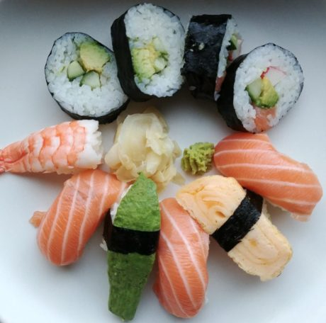 sushi light lg g6