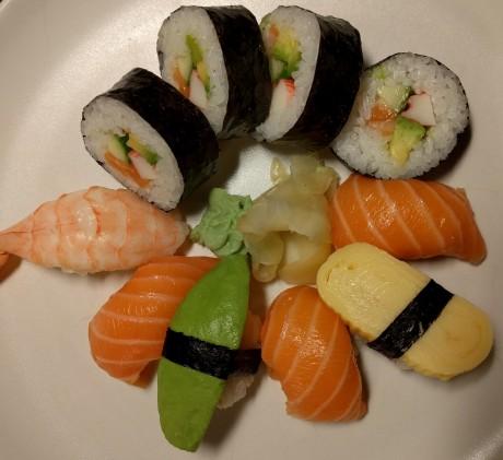 sushi light nexus 5x