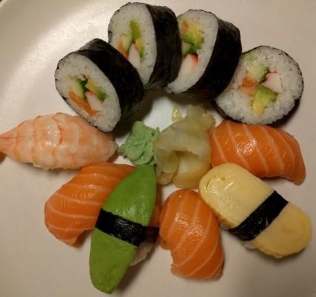 sushi light nexus 6p
