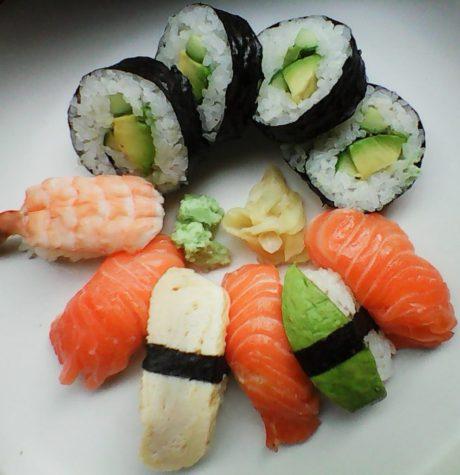 sushi light nokia 3310