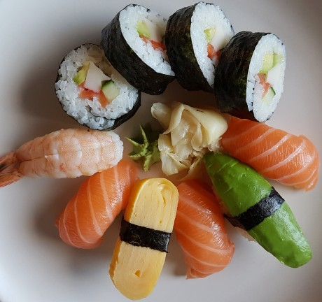 sushi light samsung galaxy s7