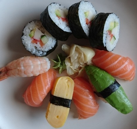 sushi light sony xperia z5
