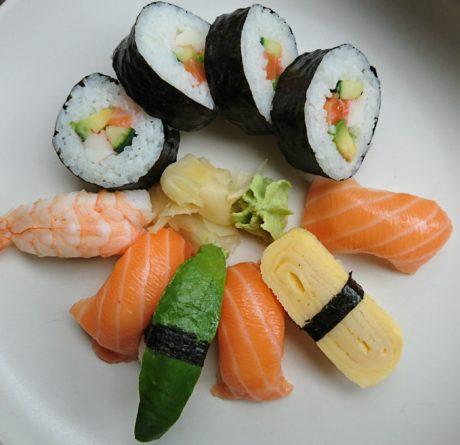 sushi light xperia x performance