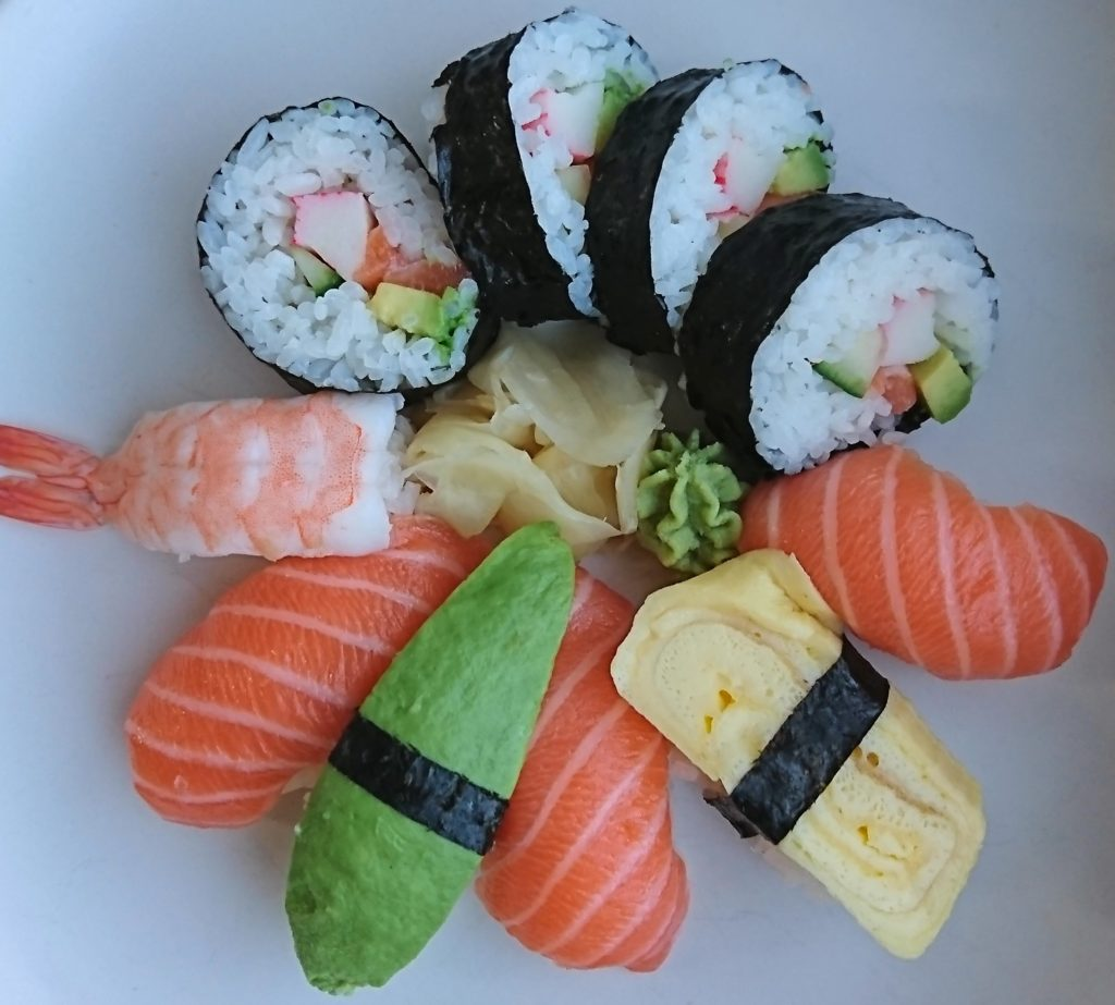 sushi light xperia xz