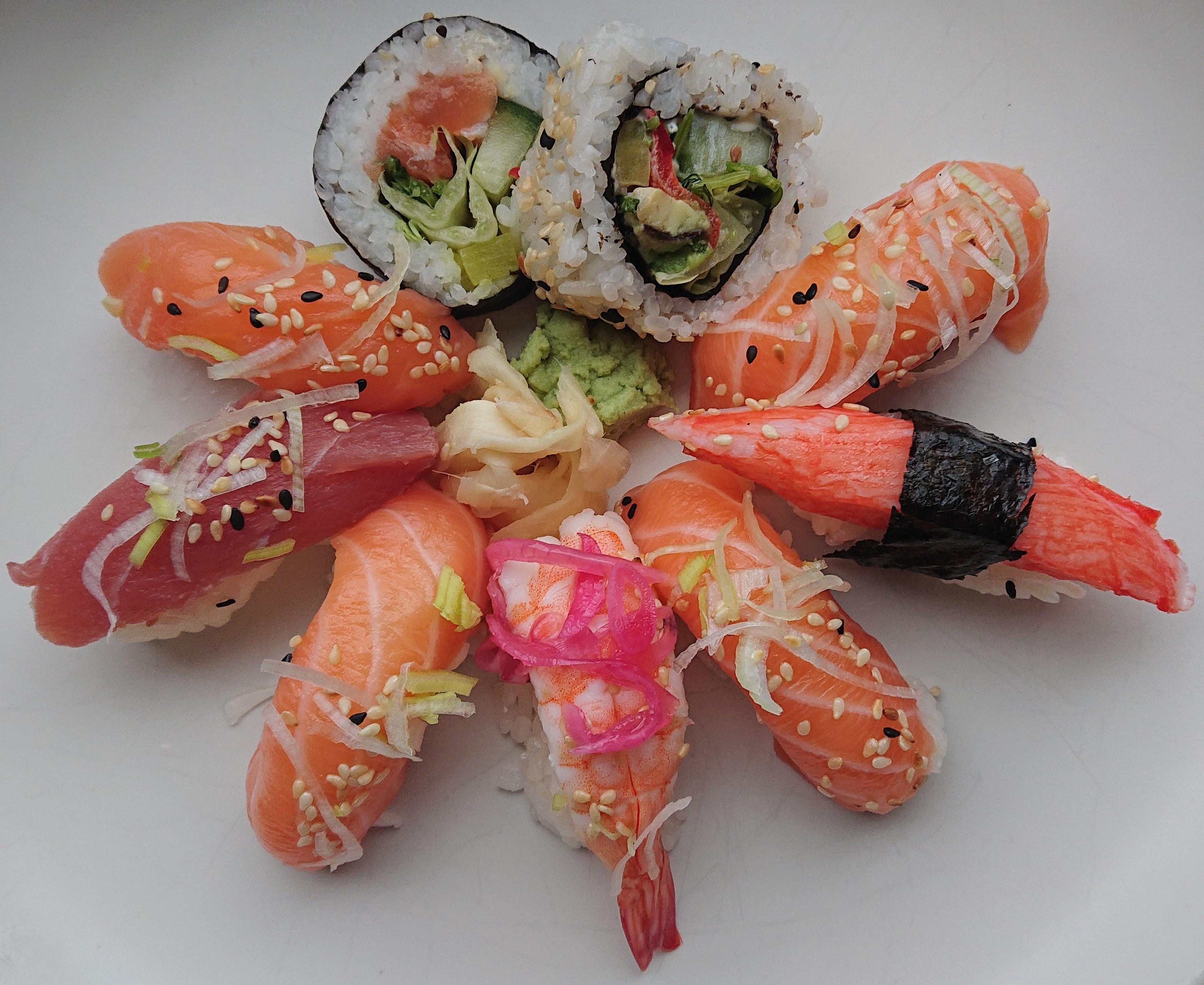 sushi light xperia xz2