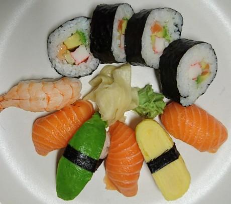 sushi light xperia z5 premium