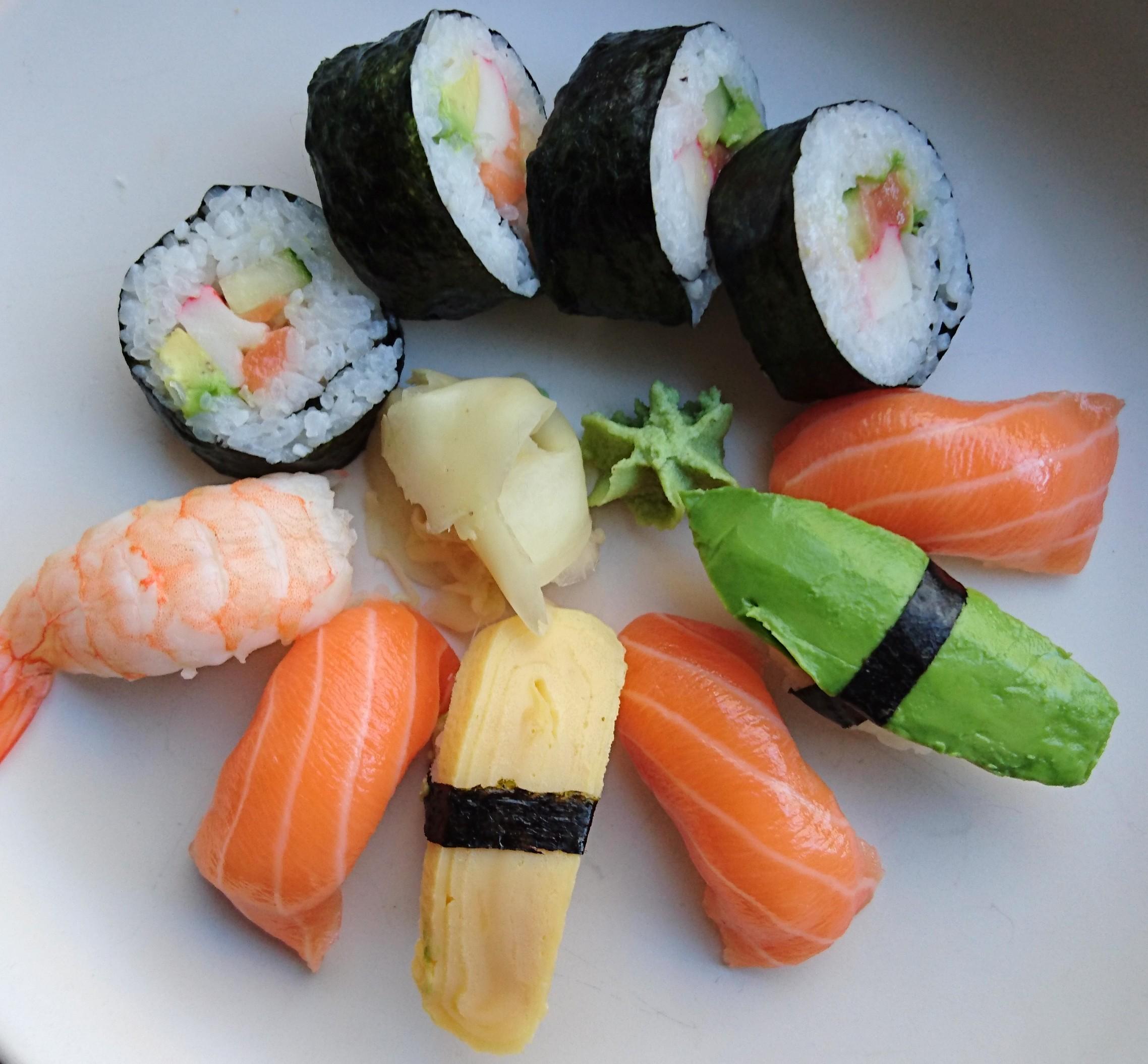 sushi light xperia z5 webb