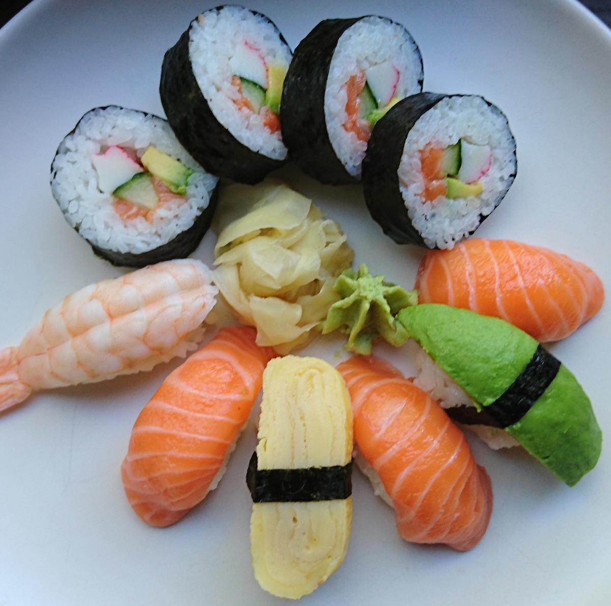 sushi light xperia