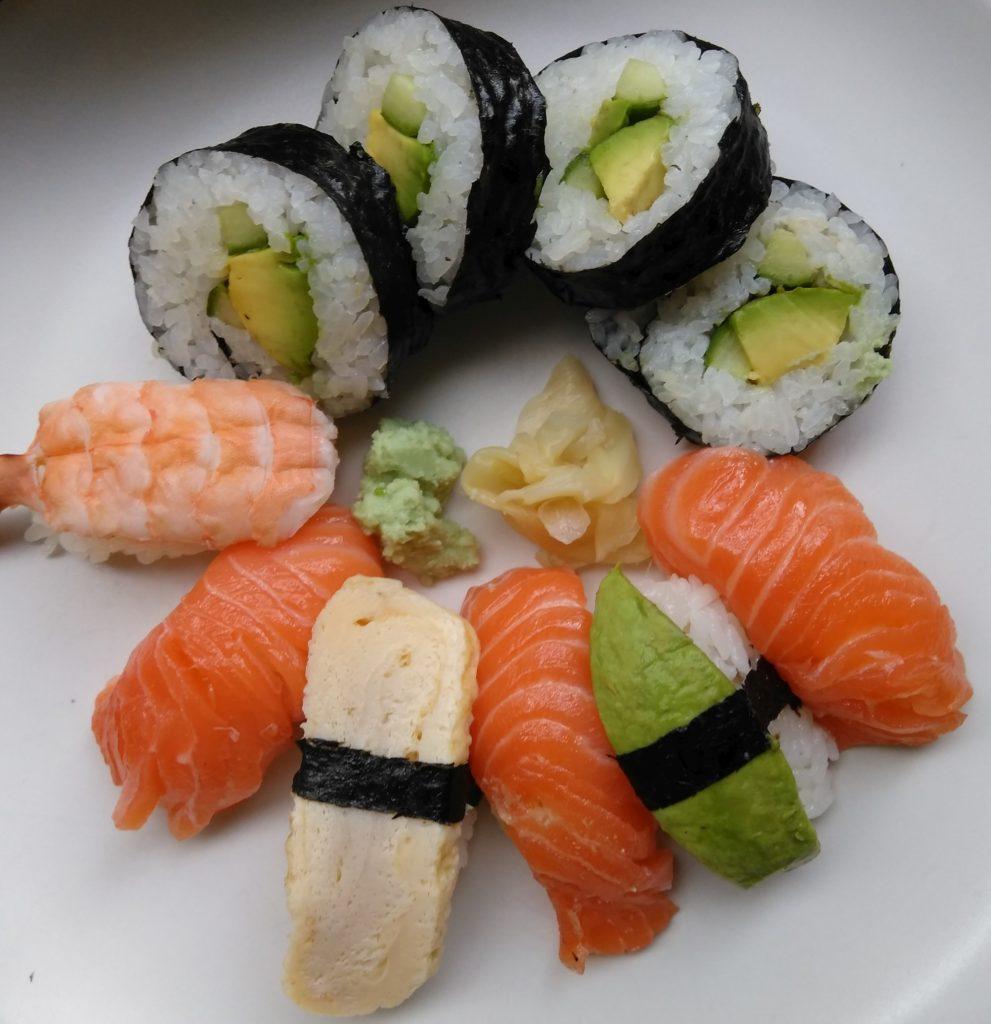 sushi light zte blade v8