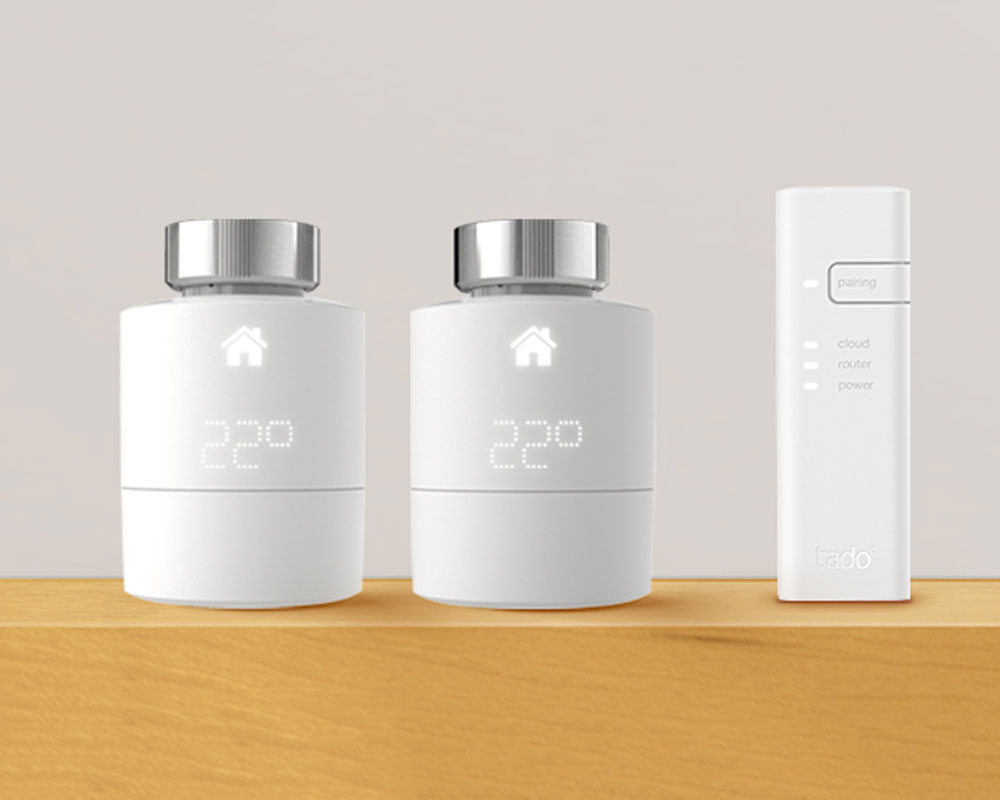 Tado Smart Radiator Termostat Starter Kit